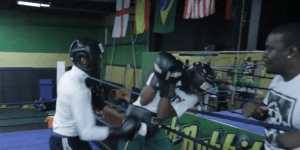 Dad Teaches Son Lesson By Forcing Him To Fight Pro Boxer As Punishment For Bullying