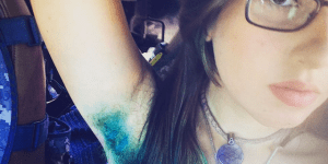 Some Women Have Already Stopped Shaving Their Pits And Now They're Taking It One Step Further