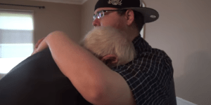 The Reaction This Dad Has When He Realizes His Son Bought Him A House Will Bring You To Tears