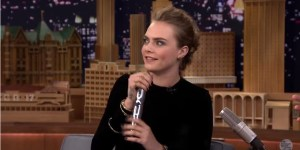 Ya Girl Cara Delevingne Is Also Apparently A Sick Beatboxer