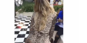 Khloe Kardashian Twerked While Some Dude Did Coke In The Background At Kylie Jenner's Graduation Party