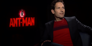 Watch Paul Rudd Visibly Throw Off A Reporter By Farting Throughout An Entire Interview