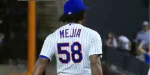 Jenrry Mejia Proves To Be Biggest Dumbass In MLB, Busted For Steroids For Second Time This Season