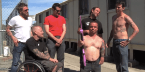 Watch This Never-Before-Seen Footage From 'Jackass' Where Steve-O Gets His Nipple Pierced With A BB Gun
