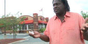 Man Receives $4,500 CASH Instead Of Fried Chicken At A Bojangles Drive-Thru In Virginia
