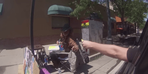 Watch Bros Drive Around Denver And Hand Out Free Joints To Homeless People