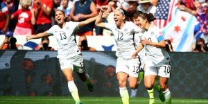 Check Out All 25 USWNT Sports Illustrated Covers In One Gloriously American GIF