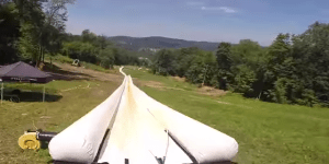 The World's Longest Water Slide Is So Long I Think I Could Chug A Six Pack On The Ride Down