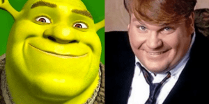 Lost Rare Audio Of Shrek Voiced By Chris Farley Surfaces Online And It Will Make You Sad