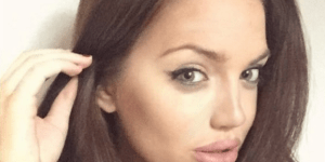 Is This Sexy Model The Hottest Angelina Jolie Look Alike Yet? (32 Pics)