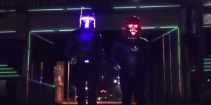 Daft Punk And Darth Vader Give Birth To Sick New EDM Group Darth Punk