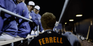 Will Ferrell Explains His Arsenal Of 63 Different Pitches, Including The Unhittable 'Slurge', In This New Clip From 'Ferrell Takes The Field'
