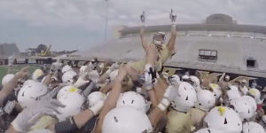 Western Michigan Football Entered The 'Surprise Walk-On With Scholarship' Game, And They Just Set The Standard