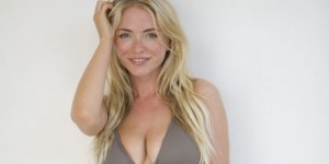 Blonde British Playmate April Summers Is Back With More Bodacious Bikini Pics