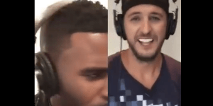 Luke Bryan And Jason Derulo Sang A Duet Of 'Want To Want Me' And This Is All I'm Listening To Today