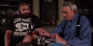 Dan Rather Interviewed The Fat Jew And Asked If His Comments About Plagiarism Were A 'Blizzard Of Bullshit'