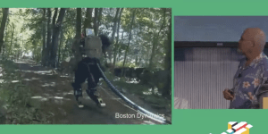 This Video Of A Robot Running Through The Woods Is Proof That Robots Will Soon Be Our Overlords