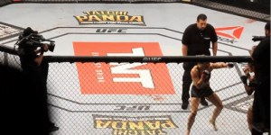 Fan-Shot Angle Of Ronda Rousey's Knockout On Bethe Correia Is Just, Wow
