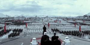 Watch A Brand New 'Star Wars: The Force Awakens' Trailer And Try To Contain Your Excitement