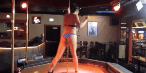 This Is EASILY The Best Stripper Pole Dancing Routine I've Ever Witnessed