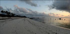 «Le levé du jour à Zanzibar» Time Lapse 100% de l'équipe www.imprimerieflyer.com
