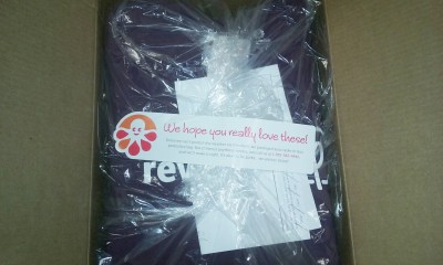 CustomInk Packaged Shirts