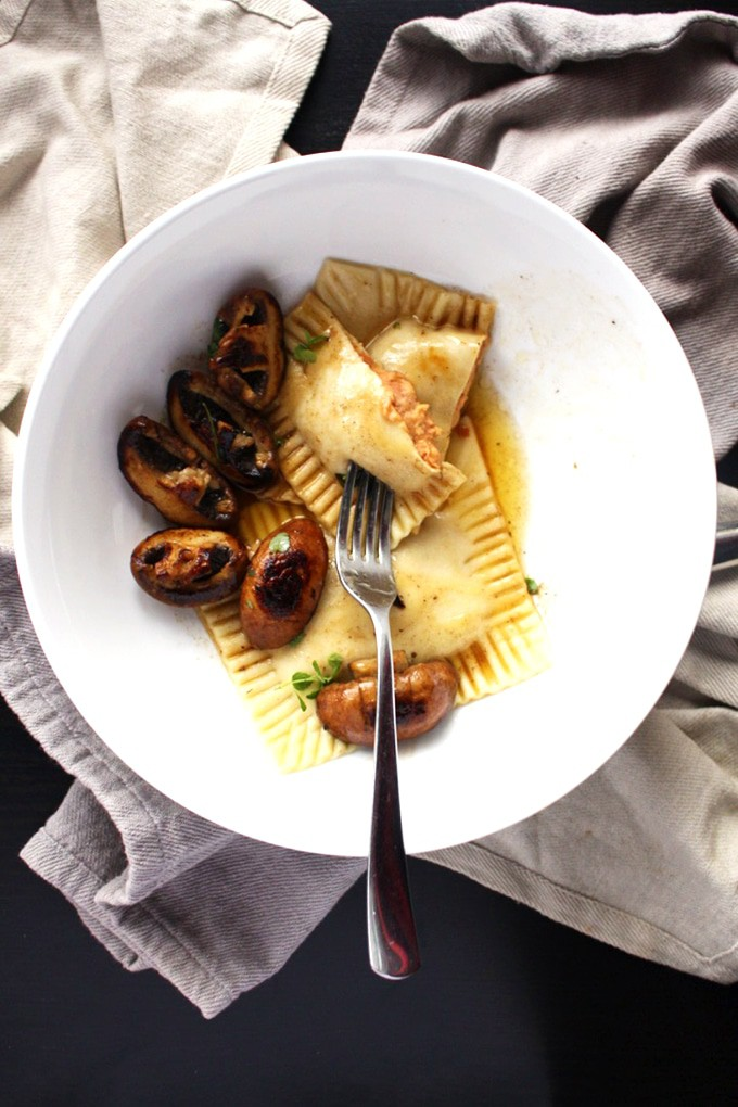 Vegan Ravioli – High in protein super good for you easy-to-follow recipe -- these vegan raviolis will knock your socks at any given dinner.