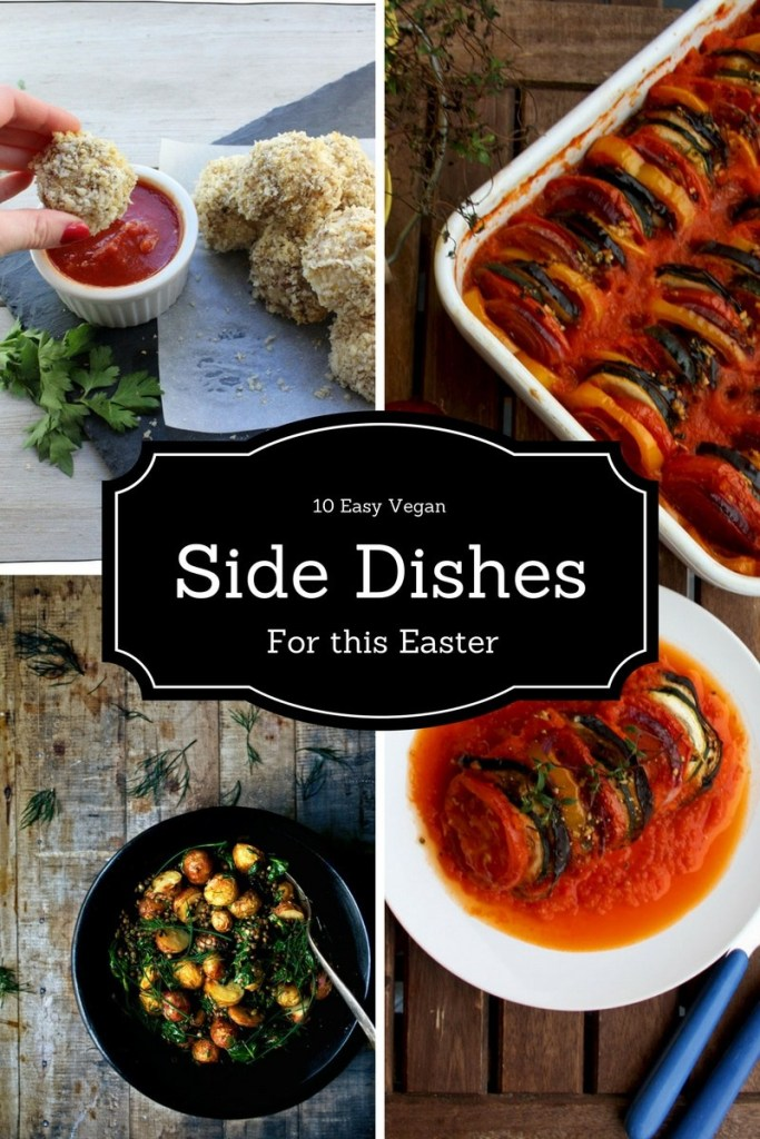 Easy Vegan Side Dishes