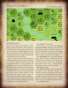 Fellfog Forest