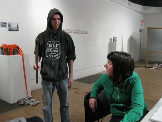 Josh and Cristina