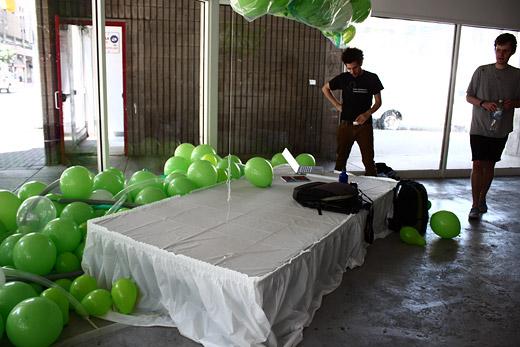 Justin by Leesa's balloons