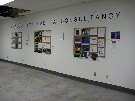 Broken City Lab: A Consultancy