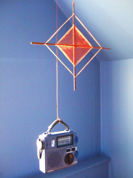 Sound Installation by Anna Friz