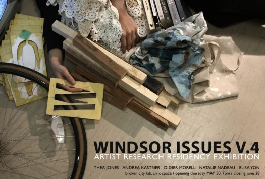 WINDSOR ISSUES V4