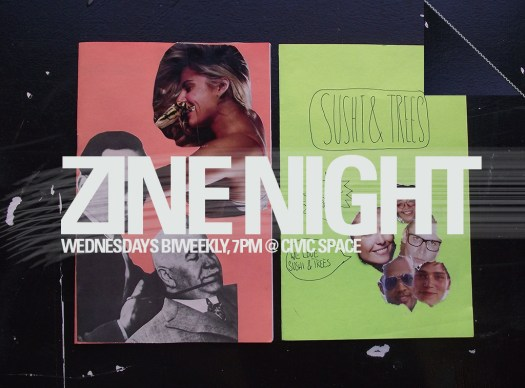 Zine Night