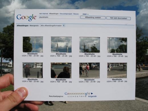 Google Stockholm by Yorit