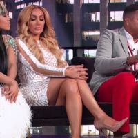 BLAZIN CLIP: Rich & Moniece try to hash out their issues in this scene from the Love & Hip Hop Hollywood Season 2 Reunion