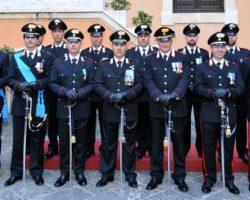 CATANIA: I 202 ANNI DELL'ARMA DEI CARABINIERI, ENCOMI A MILITARI IN SERVIZIO A RANDAZZO – LE FOTO