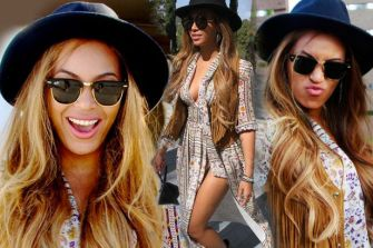 Beyonce at Coachella2