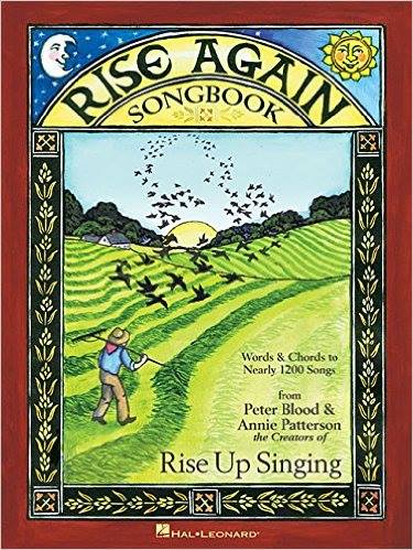 Rise Again Songbook Release Sing-Along Concert