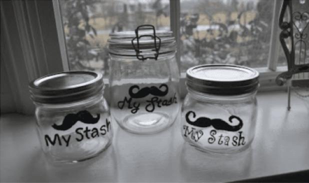 diy-my-stache-bank-jars