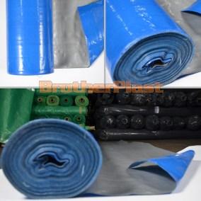 Rafia laminada Azul plata 2 x 100 Mts