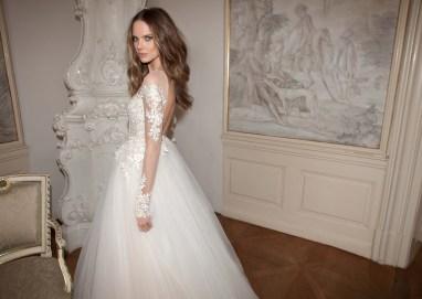 Berta-Bridal-brudekjole-2016-blonder--glamorøse
