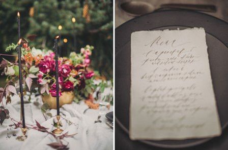 dark-romantic-purple-gold-forest-wedding-inspiration617