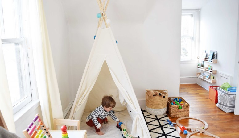 Toddler Montessori Bedroom