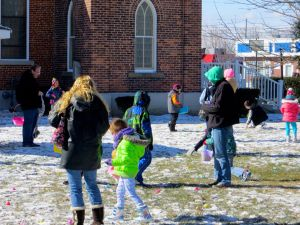 Easter Egg Hunt March 28, 2015
