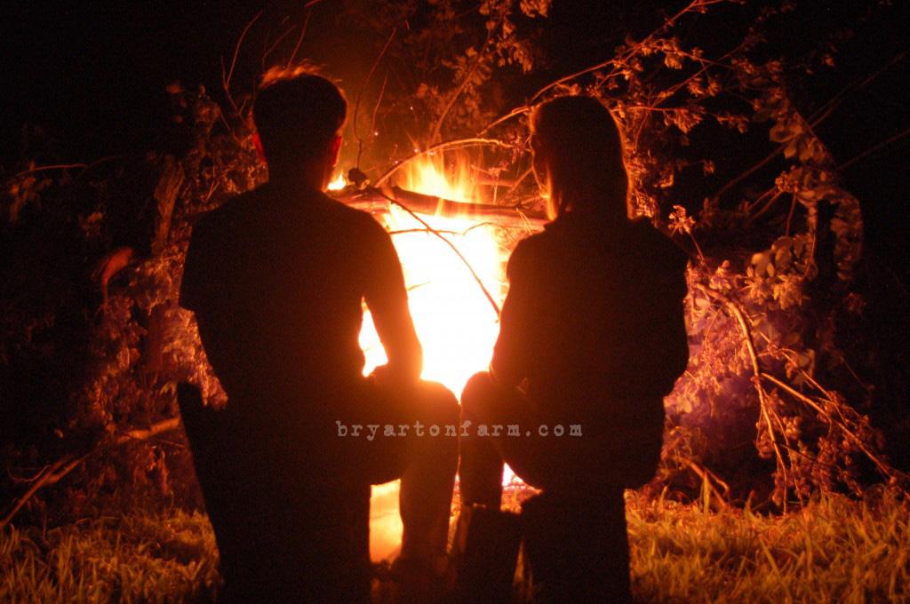 Bonfire Romance