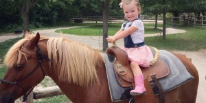 Our Lil' Farm Girl Turns 4
