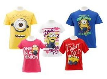 Despicable Me 2 Apparel