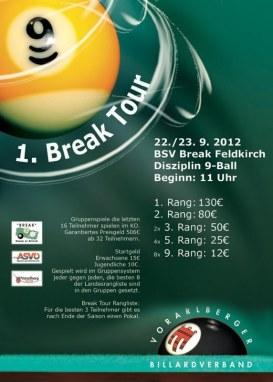 Break Tour 2012
